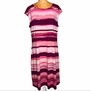 Tommy Bahama pink summer dress beach cover up